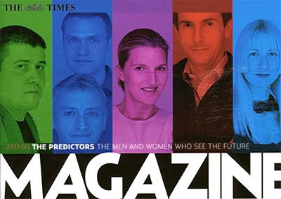 The Times 2003 (UK)